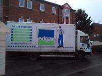 7.5 Tonne Iveco Box Van lorry