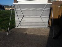 Fiamma F45s 2.6 metre wind out awning