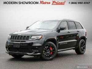 2017 Jeep Grand Cherokee SRT *Demo*