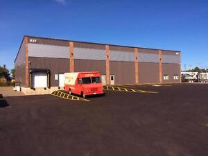 Industrial Commercial Space for Lease in Dieppe!