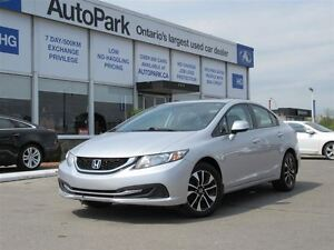 2013 Honda Civic LX|5-Speed MT|B.up Camera|Sunroof|Bluetooth|All