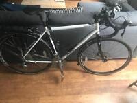 Genesis Croix De Fer 20 bike.