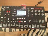 Elektron Octatrack Groovebox/Sampler + 64 Memory Card - mint condition