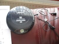 Groov-e portable CD player - £4.00