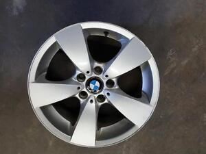 "OEM BMW 17"" wheels"
