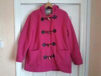 Ladies Lined Duffle Coat