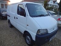 SUZUKI CARRY 1.3 EFI. 0NLY 67763 MILES. 2 PRIVATE OWNERS. SERVICE HISTORY.