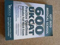 GET INTO MEDICAL SCHOOL 600 UK CAT PRACTICE QESTIONS