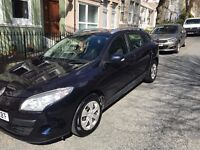 Renault Megane £30 Road Tax