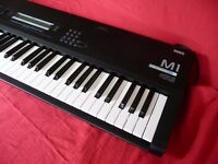 Korg M1 Workstation Keyboard - In excellent condition
