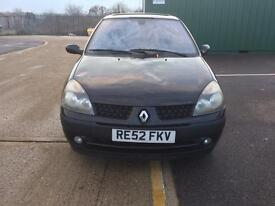 RENAULT CLIO - 1.2, IDEAL FIRST DRIVER