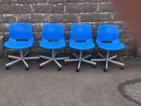 IKEA chairs. Office/bedroom £5 each or 4 for £20