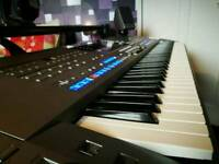 Yamaha Tyros 5 keyboard