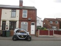 THREE BEDROOM HOUSE TO RENT **TITFORD ROAD** IDEAL FOR A SMALL FAMILY **