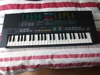 Yamaha electronic keyboard
