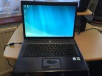 "Lovely Compaq Presario C700, 15.5"" Screen, Pentium Dual Core 1.7Ghz, 2GB Ram, 110GB HD, DVD ReWriter"