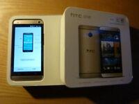 HTC One M7 - 32GB - Gold (Unlocked) Smartphone + Free Case