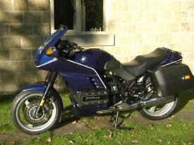 BMW K100RS 16v Just 35290 miles,only 2 previous owners and BMW service history to 29500 miles.