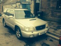 subaru forester s turbo AWD mot till feb