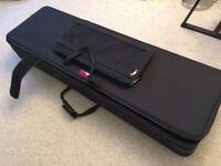 Gator 88-note keyboard case with wheels