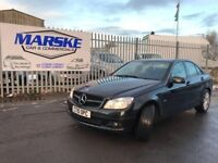 2010 MERCEDES C220 CDI *** FULL LEATHER ***£500 OF SCREEN PRICE TODAY !!!!!!