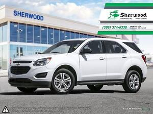 2016 Chevrolet Equinox LS AWD Only 18,800KMS!!