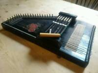 Vintage Zither/autoharp made in Germany