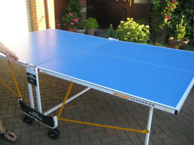 ENEBE WIND FOLDING TABLE TENNIS TABLE