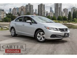 2015 Honda Civic LX + Summer Sale! MUST GO!