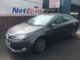 Toyota Avensis 2.0 D-4D TR 4dr - IMMACULATE WITH FULL SERVICE HISTORY