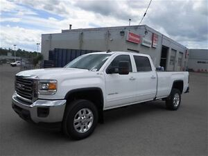 2015 GMC Sierra 3500HD SLE | Cloth | Rem. Start | Backup Cam