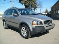 2004 Volvo XC90 T6 7 PASS. AWD, FINANCING IS AVAILABLE AS LOW AS