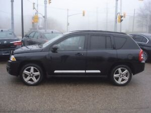 2008 Jeep Compass LIMITED *LEATHER-SUNROOF* 4x4