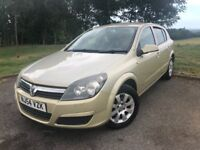 2004 54 VAUXHALL ASTRA 1.6 CLUB 5 DOOR HATCHBACK - *JUNE 2019 M.O.T* - 2 OWNERS FROM NEW!