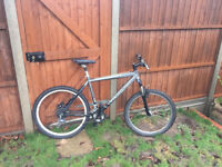 Claud butler mountain bike medium frame shimano gears great bicycle(not specialized, trek,gt,giant)