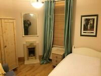 Big single room is available in Sutton area