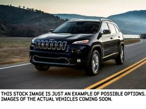 2018 Jeep Cherokee New Car Trailhawk Leather Plus|4x4|SafetyTec,