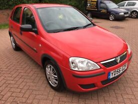 Vauxhall corsa 1.2 twinport life