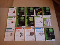 SQA National 5 Study Guides & Past Papers; English Maths French Physics Biology Chemistry Geog Graph