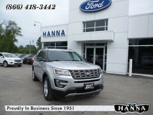 2017 Ford Explorer *NEW* XLT *TECHNOLOGY PKG* 4WD *201A* 3.5L V6