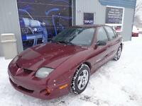 PONTAIC SUNFIRE SL 2002 , AUTOMATIC , 143000KILO , 1250$