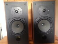 Set of Bowers & Wilkinson DM10 Main Stereo Speakers