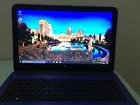 HP PAVILION 15-P22NA CORE I5(2.7GHZ SPEED) 15.6 INCH LAPTOP(WINDOWS 10)(PRISTINE CONDITION)