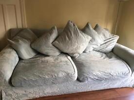 Tetrad Grande sofa suite