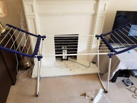Leifheit pegasus 120 clothes dryer / laundry airer