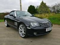 Dec 2004 CHRYSLER CROSSFIRE CONVERTIBLE. MOTED TO APRIL POSSIBLE PART EXCHANGE CREDIT CARDS ACCEPTED