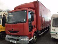 2001 Renault Trucks Midlum 150.08/B 4x2