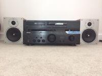 Denon PMA-720AE Amp, Cambridge Audio S30 speakers, Cambridge Audio CD5 player