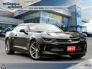 2017 Chevrolet Camaro 2LT RS, ACCIDENT FREE