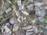 Rockery Garden Stone - all shapes and sizes - attractive stone for the garden